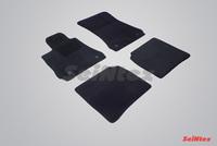 Ворсовый коврик Seintex для MERCEDES S-Class W221 2005-2013