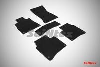 Ворсовый коврик Seintex для MERCEDES S-Class W222 2014-
