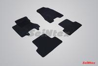 Ворсовый коврик Seintex для NISSAN Х-TRAIL (T31) 2007-2015
