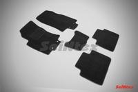 Ворсовый коврик Seintex для NISSAN Х-TRAIL (T32) 2015-