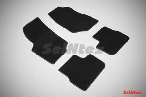 Ворсовый коврик Seintex для PEUGEOT 207 2006-2013