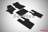 Ворсовый коврик Seintex для SSANG YONG STAVIC 2013-