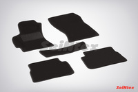Ворсовый коврик Seintex для SUBARU FORESTER III 2008-2012
