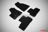 Ворсовый коврик Seintex для TOYOTA HIGHLANDER III 2014-