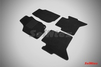 Ворсовый коврик Seintex для TOYOTA HILUX 2012-2015