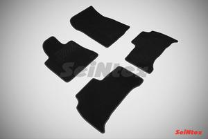 Ворсовый коврик Seintex для TOYOTA  LAND CRUISER 200 2007-