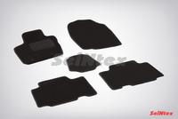 Ворсовый коврик Seintex для TOYOTA RAV4 III L 2008-2012